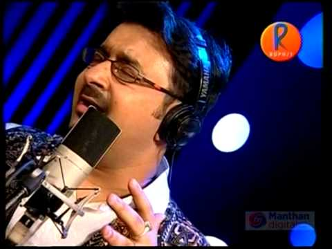 Joy Bhattacharjee live Jete jete Pathe Holo deri ( R.D.Burman ) Rupasi Bangla