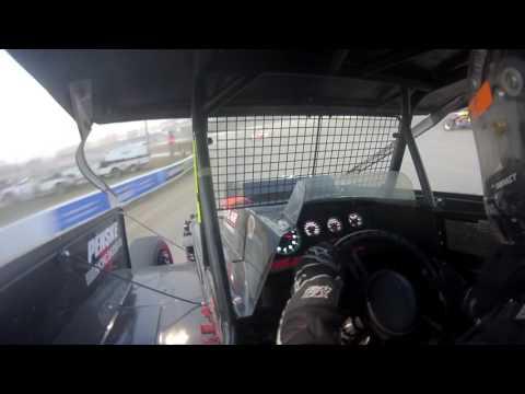 Chris Hile 5H Big Block Modified - Eldora Speedway 7/19/16 - Consis 10 Laps - 3rd