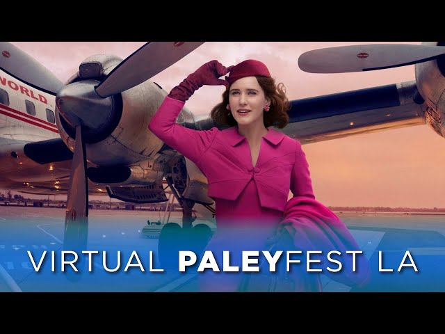 The Marvelous Mrs. Maisel Cast Share Season Three's Best Moments at PaleyFest