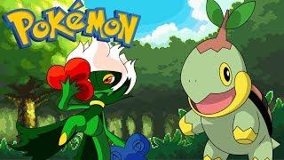MÓJ TURTWIG NA PEWNO LEPSZY! - Pokemon Fire Ash #49