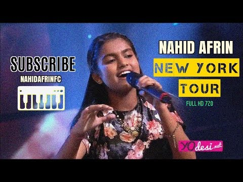 Indian Idol Jr Nahid Afrin Concert in NEW YORK FULL HD 720
