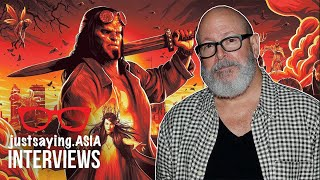 Mike Mignola Talks About The New Hellboy Movie