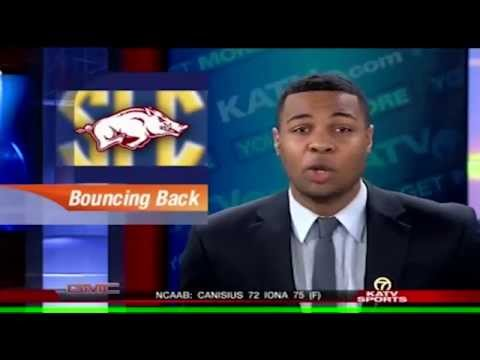 Robert Burton Sports Anchor/Reporter Demo Reel