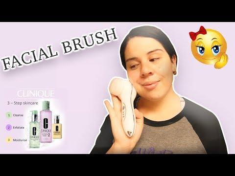 Facial Cleansing Brush | conair review