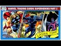 Marvel Trading Card Analysis - Part 2
