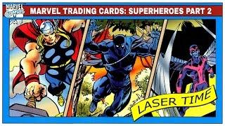 Marvel Trading Card Analysis - Part 2