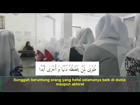 Qashidah Nadzom Yang Biasa Dibaca Setelah Ngaji Dan Baca Al Quran