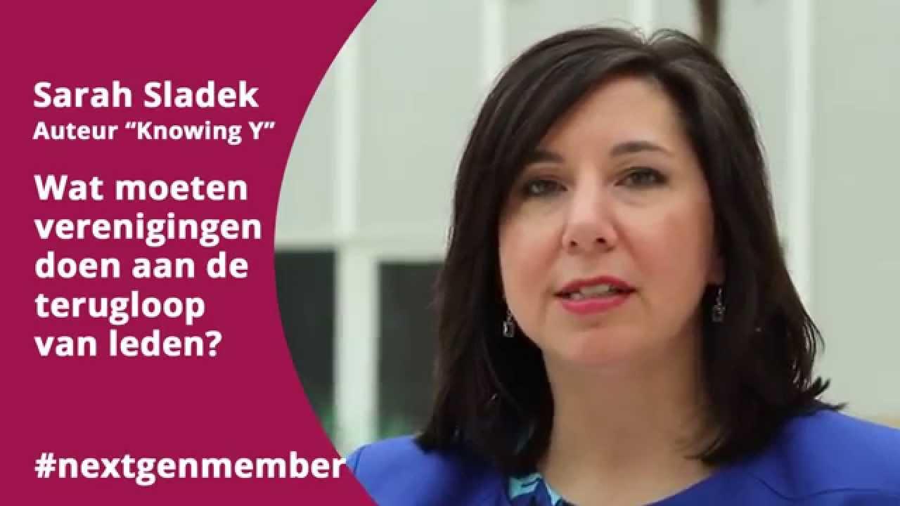 VM-TV Sarah Sladek over wat verenigingen moeten...