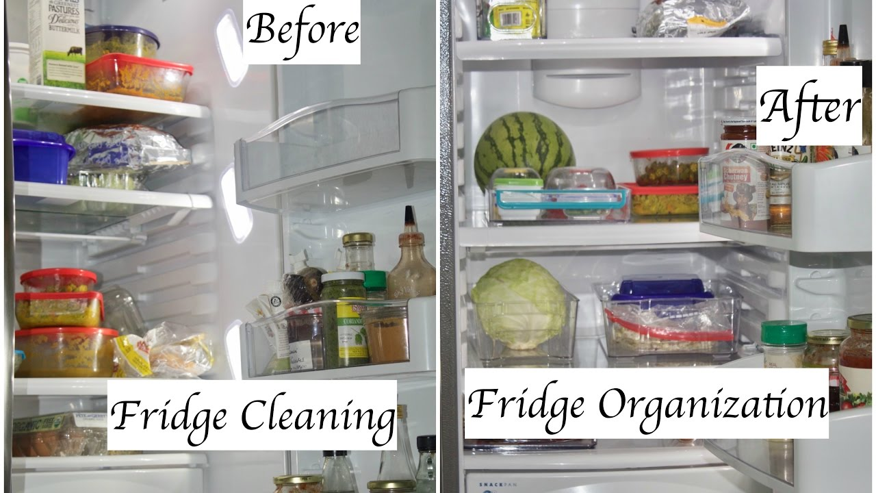 Genial Fridge Organization Ideas L Indian Fridge Tour L How To Organize The  Refrigerator
