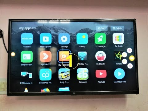 How to Record Smart TV Screen   Best Screen Recorder Any Smart TV