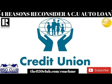Credit Union Auto Loans Pros & Cons - Better Than A Dealership? - Financial Coach