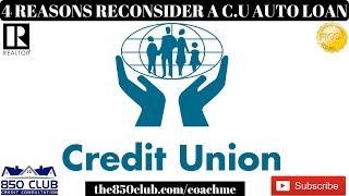 Credit Union Auto Loans Pros & Cons - Better Than A Dealership? - Financial Coach