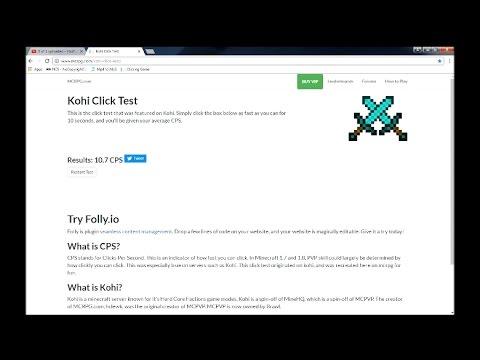 Klick Test