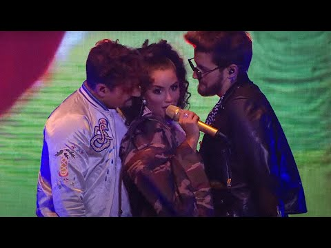 Lali ft. Mau y Ricky - Sin Querer Queriendo (Brava Tour en Vivo en el Luna Park)