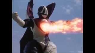 Ultraman Gaia & Tigris vs Blitz Blots