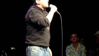 "MC Chris - Live @ The Upright Citizens Brigade on 10/31/09 - "" Pizza Butt """
