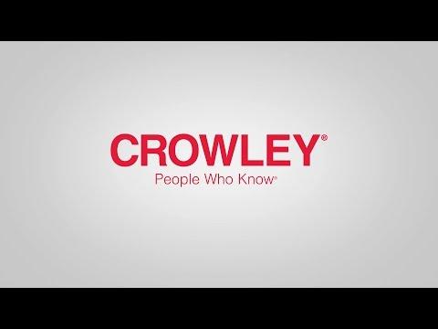 LNG Engine Set on New Crowley ConRo Ship