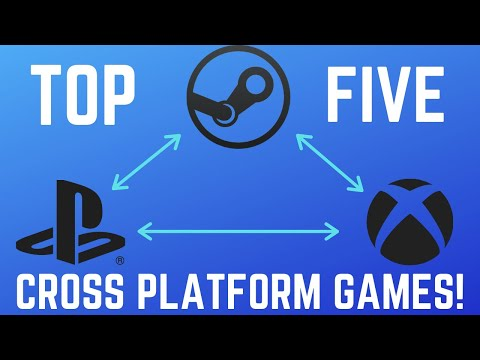 Top Five Best Cross Platform Games You Can Play Right Now!