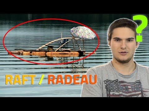 RAFT / RADEAU (IMPRIMANTES 3D)