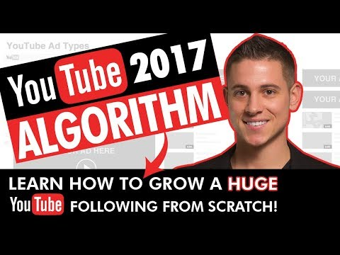 How to Rank Any YouTube Video in 2017 | How to Grow a YouTube Channel From Scratch