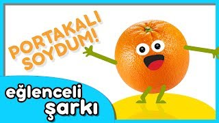 Portakalı Soydum Başucuma Koydum - Eğlenceli Çocuk Tekerlemesi Şarkısı