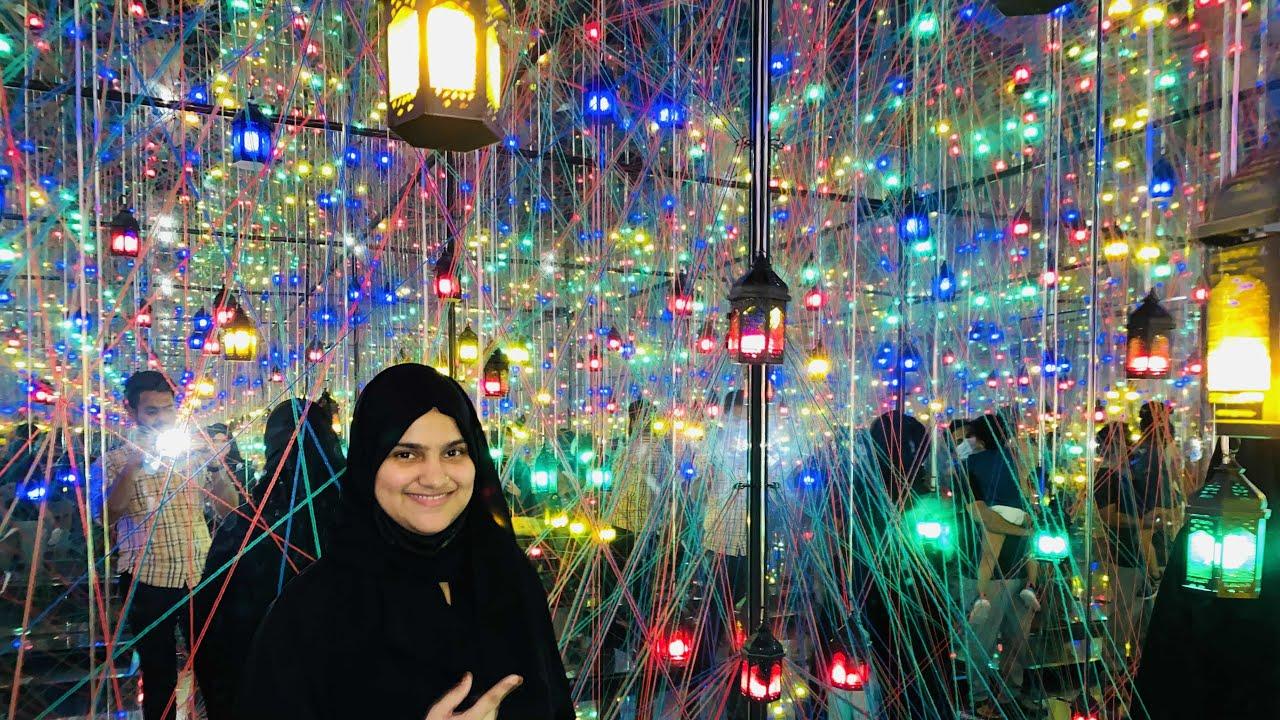 NEW free visiting place Mirror room in IBN BATUTA MALL DUBAI UAE