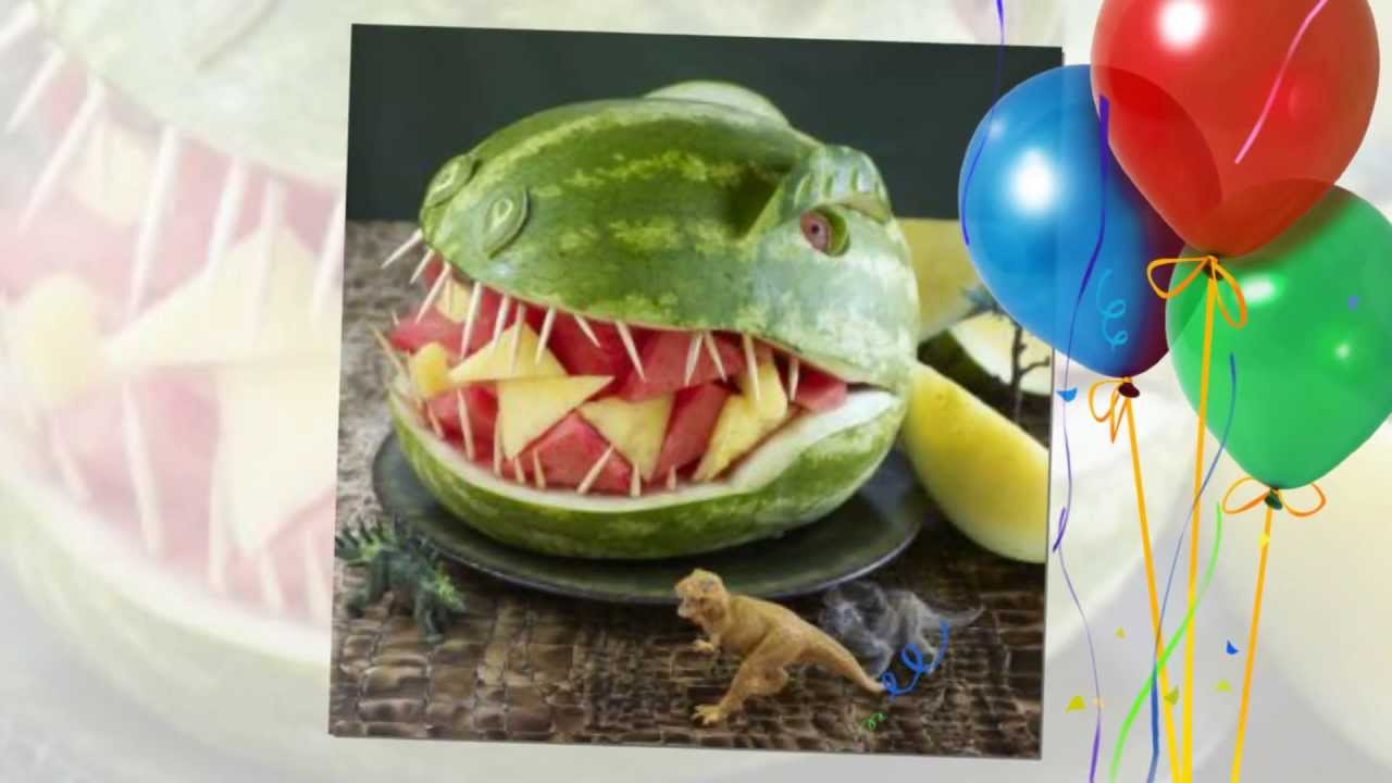 Top Fruit Traktatie - Leuke Fruittraktaties voor de Kids - YouTube @IW46