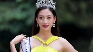 VIETNAM,  Luong Thuy Linh - Contestant Introduction (Miss World 2019)