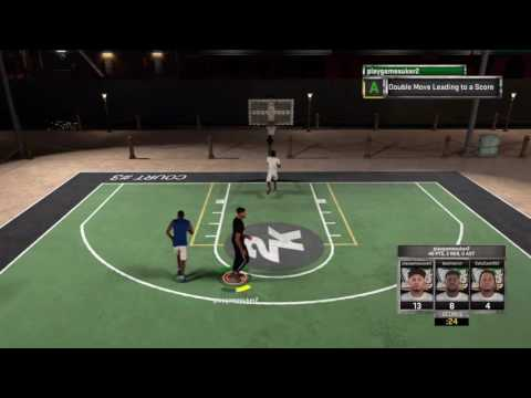 2k16: mypark glitch | how to get your point per game up
