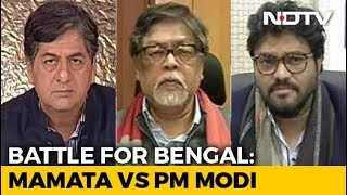 The Big Fight: Can The BJP Do A Tripura In Bengal?