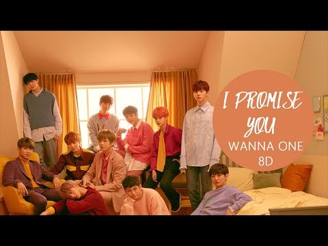 Wanna One (워너원) - I.P.U  (약속해요) (I PROMISE YOU) [8D USE HEADPHONES] 🎧