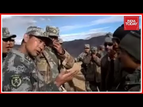 India China Standoff : Isolated China Hitting Out In Frustation ? | Burning Question