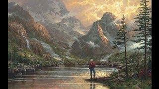 Almost Heaven by Thomas Kinkade