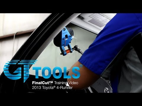 FinalCut™ Training Video - GT Tools®