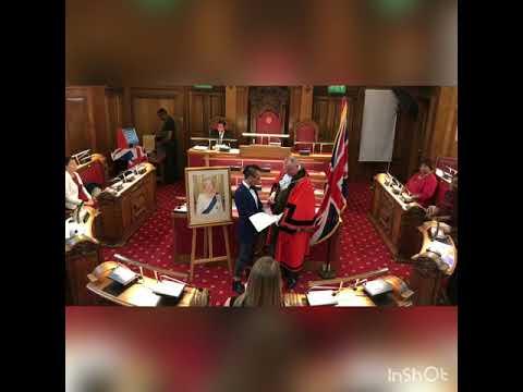 British Citizenship Ceremony 🇬🇧💂♀️👑