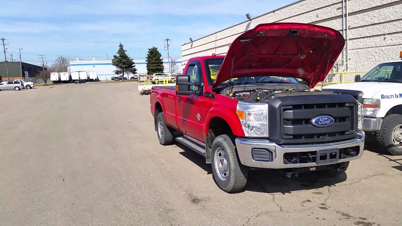 ford diesel manual regen youtube