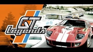 GT Legends - Gameplay w/Fanatec wheel