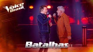 Baixar Lulu Santos e Michel Teló cantam 'Deixa Isso Pra Lá/Rap da Felicidade' - Batalhas - The Voice | 8ª T