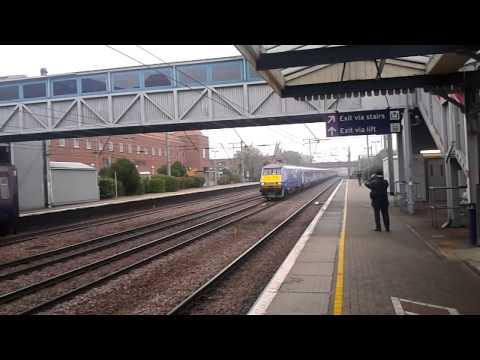 SKY1 HD Train Welwyn Garden City 6.11.13 12:06