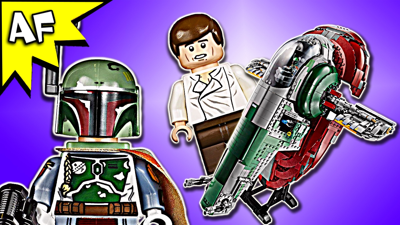 Lego Star Wars Slave I Ucs 75060 Speed Build Bricksplanet Youtube 75157 Captain Rexamp039s At Te