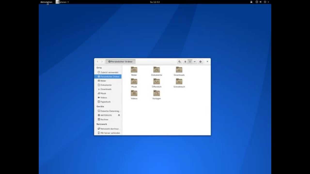 Linux Vergleich