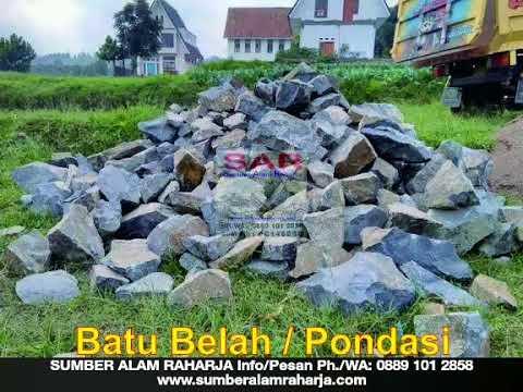 #Jual/Supply: Aneka Jenis MATERIAL ALAM / MATERIAL URUGAN di Bandung/Cimahi/dskt. Info: ✆/WA: 0889 101 2858 | BBM Pin: DC1468BD