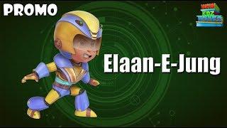 Vir : The Robot Boy   Elaan - E - Jung   Action Movie for kids   Promo   WowKidz Movies