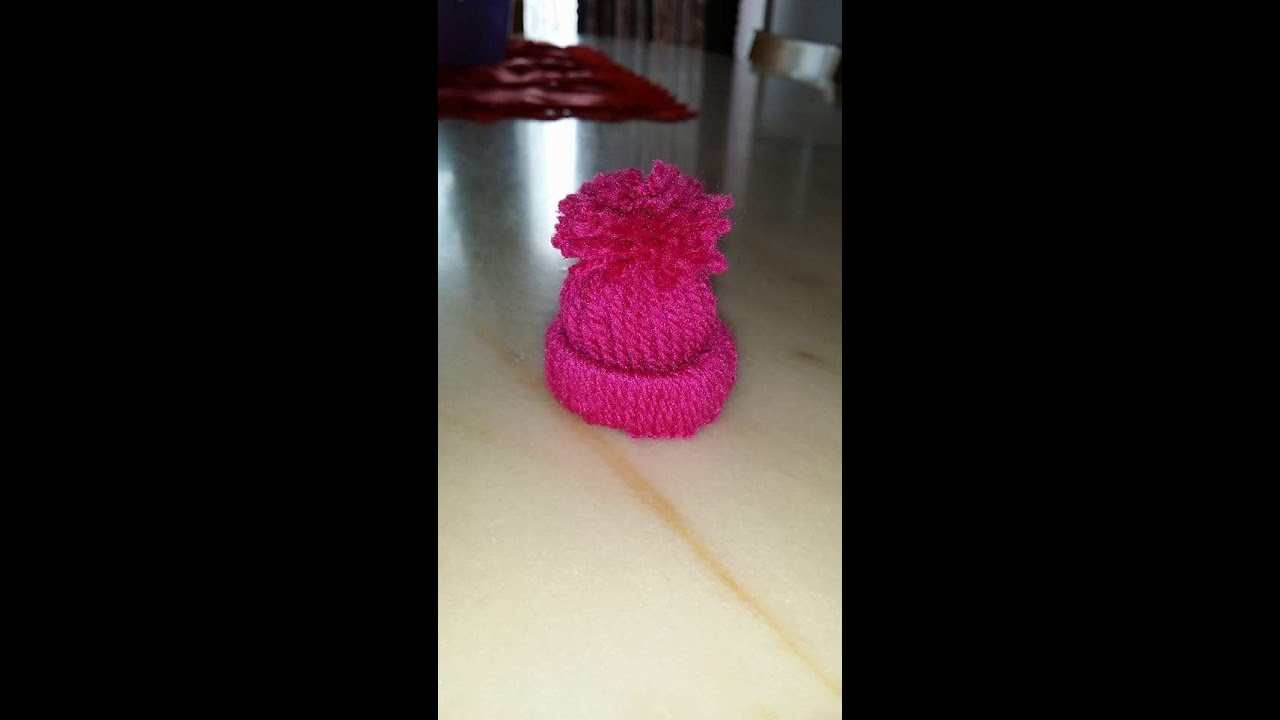Come fare dei mini cappelli - YouTube bc7a2c614f63