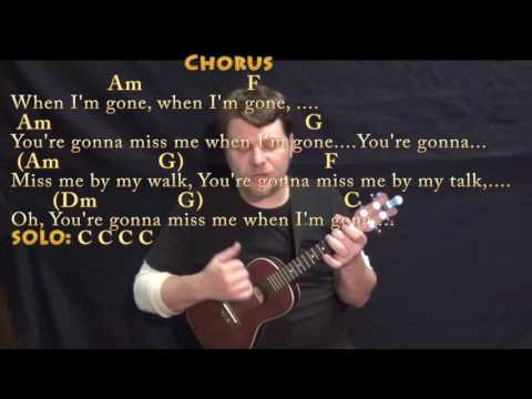Cups (Pitch Perfect's When I'm Gone) Ukulele Cover Lesson with Chords/Lyrics