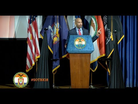 State of the Borough Address 2018