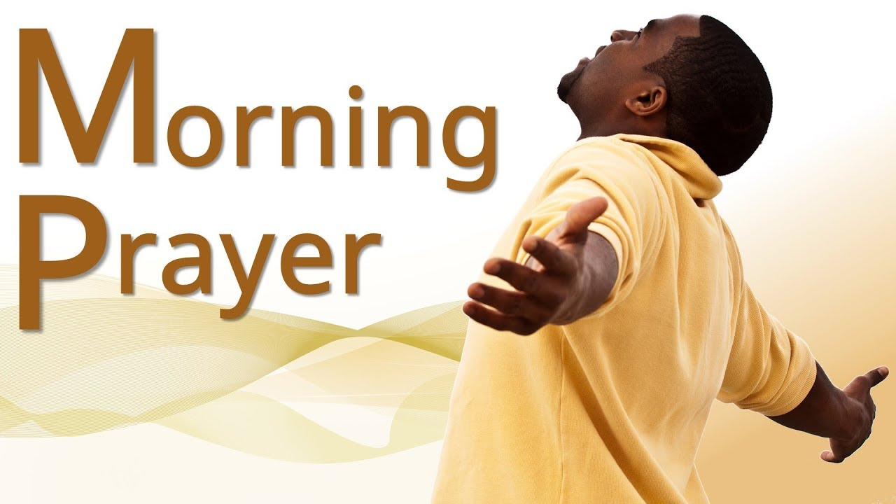 A RIDICULOUS BREAKTHROUGH - PRAYER TO START YOUR DAY - MORNING PRAYER