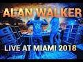 Alan Walker Live @ Ultra Music Festival miami 2018 - Faded