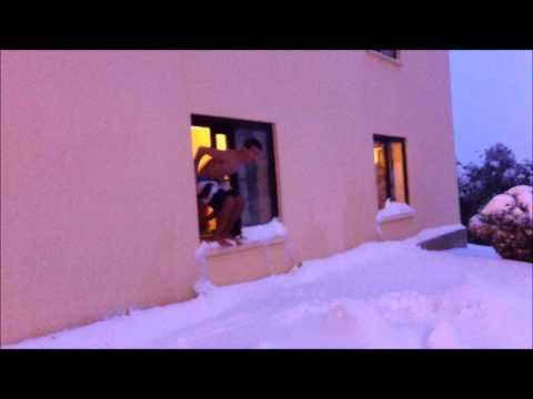 Snow At AUI