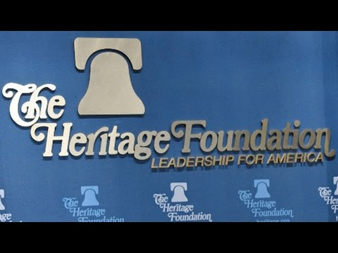 Heritage Foundation Provided Blueprint for Trump's Budget